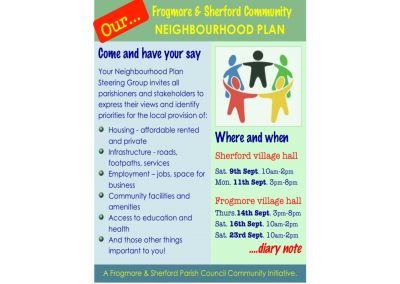 Upcoming Community Engagement Drop-in Sessions